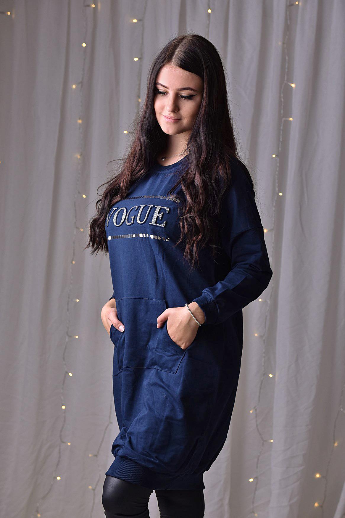 Zimní kolekce - šaty