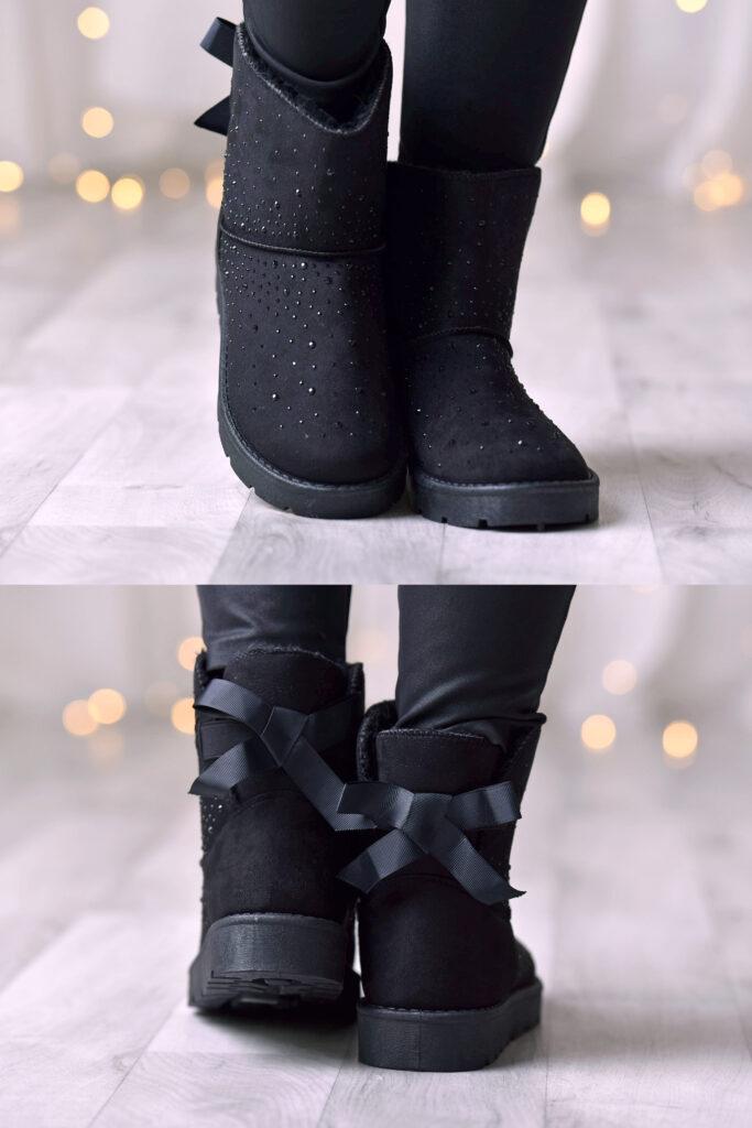 EaL móda - zimní kolekce - válenky