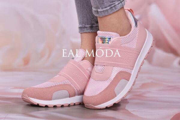tenisky pink
