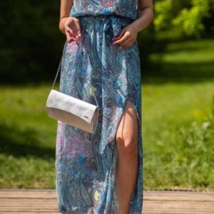 Šaty MAPAS BLUE