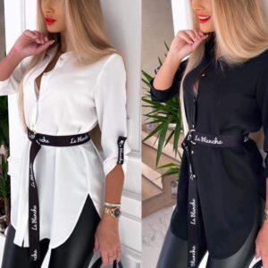 Luxusní košilová tunika